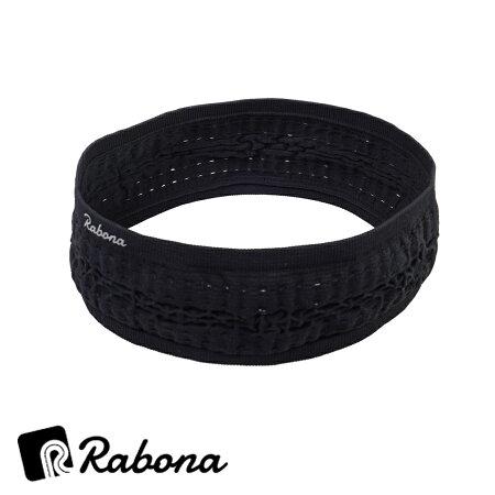 Rabona(ラボーナ)シームレスヘッドバンド(ヘアバンド)通気性&速乾性がバツグンのスポーツバンド