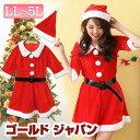大きいサイズ レディース L LL XL 2L サンタクロース コスチューム 3点セット 衣装 サンタ衣装 ボレロ サンタコスプレ…