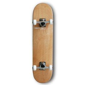 スケートボード コンプリート スケートVitamin 31×7.625 HEAVEN PERFECT SKATE COMPLETEカラー:ナチュラル NATURAL 1番人気のハイスペックモデル 1番人気のサイズ 高品質 カナディアンメープル ヘブン スケボー訳あり特別価格