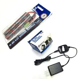【土日祝も あす楽】バッテリー・充電器セット(g-11-056×1 g-11-023×1)