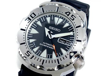 Seiko SEIKO NEW Monster diver automatic winding made in Japan mens watch SRP307J2