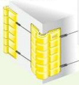 セーフティコーンパッド 柱巻付けタイプ(ワイヤー+バネ) 1個 安全 警告 案内 規制 誘導 アピール パチンコ備品 送料無料