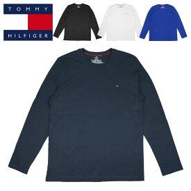 トミーヒルフィガー ロンT 長袖Tシャツ ロングTシャツ メンズ レディース TOMMY HILFIGER CORE FLAG LONG SLEEVE トップス ファッション インナー ブランド