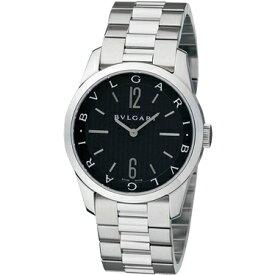 BVLGARI ST37BSSブルガリ腕時計ブルガリ ソロテンポ