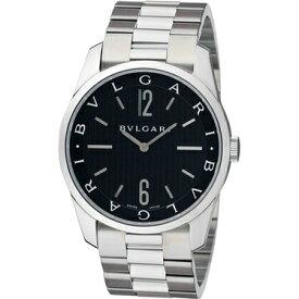 BVLGARI ST42BSSブルガリ腕時計ブルガリ ソロテンポ