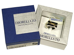 【送料無料】【代引手数料無料】MORELLATO2908モレラートアクセサリーオニキスリング