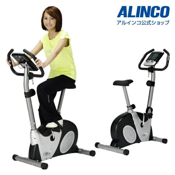 フィットネスバイク アルインコ直営店 ALINCO基本送料無料AFB5211 エアロマグネティックバイク 5211スピンバイク 負荷8段階 ダイエット フィットネス 健康器具マグネットバイク