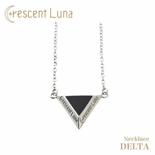CRESCENT LUNA(クレセントルナ) -DELTA- ネックレス/トップ/アクセサリー