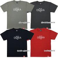 [ウェア]ABCオリジナルス「NewYorkOSAKA703」DRYTシャツガンメタル×ホワイト(w-0053)