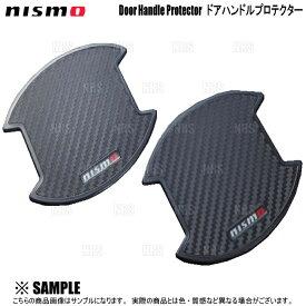 NISMO ニスモ ドアハンドルプロテクター (Lサイズ/2セット) セレナ/ハイウェイスター/ライダーC27/GC27/GNC27/GFC27/GFNC27(8064A-RN020-2S