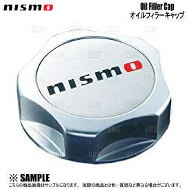 NISMO ニスモ オイルフィラーキャップ (ネジ式) スカイラインGT-R R32/R33/R34/BNR32/BCNR33/BNR34 RB26DETT 89/8〜 (15255-RN014