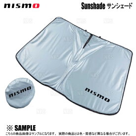 NISMO ニスモ サンシェード (フロントウィンドウ) NOTE (ノート/ニスモ/S) E12/NE12/E12改 (99905-RNE20
