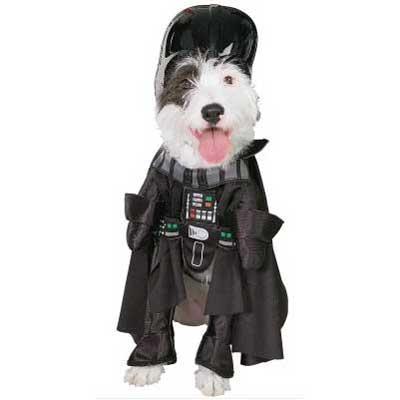 在庫処分市 犬 コスチューム スターウォーズ ダースベイダー コスプレ 衣装 ドッグウェア 仮装 あす楽