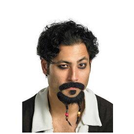 パイレーツ・オブ・カリビアン ジャック・スパロウ コスプレ グッズ 変装 仮装 男性用 ひげ つけひげ カリブの海賊