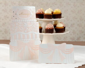 【THE HANY】結婚式招待状 デュプレー(10枚セット)手作りキット 結婚式 ウエディング 招待状 手作りセット ブライダル ウェディング bridal