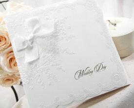 【印刷してお届け!】結婚式招待状 アンジュ(印刷込み) 招待状 印刷込 ブライダル ウェディング bridal