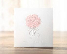 【印刷してお届け!】結婚式招待状 プレジール(印刷込み) ブライダル ウェディング bridal