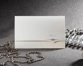 【印刷してお届け!】結婚式招待状 クラッシー(印刷込み) ブライダル ウェディング bridal