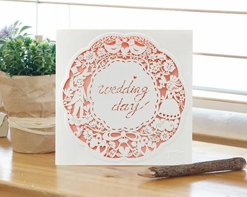 結婚式招待状 ラマージュA 手作りキット ウエディング 結婚式 招待状 手作りセット ブライダル