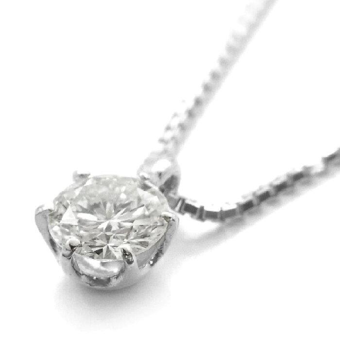 ダイヤモンドネックレスPA10705