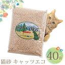 猫砂 キャッツエコ 40袋