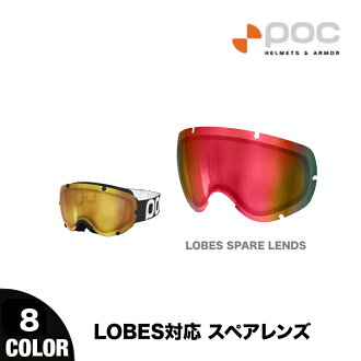 POC LOBES LENS loves lens shredded Super lens goggles