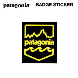 PATAGONIA巴他戈尼亞BADGE STICKER粘紙