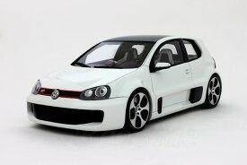 オットー OTTO 1/18 VW ゴルフ GTI W12 -650ps 5 MK5 ホワイト