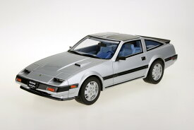LS Collectibles 1/18 日産 フェアレディ 300 ZX ターボ 1984 シルバー Nissan Fairlady Turbo silver