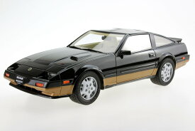 LS Collectibles 1/18 日産 フェアレディ 300 ZX ターボ 1984 ブラック Nissan Fairlady Turbo black
