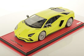 <世界1台限定>MR 1/18 アヴェンタドール S Lamborghini Aventador S<予約商品・8月中旬入荷予定>