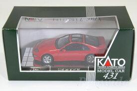 KATO 1/43 日産 フェアレディ Z 300ZX Z32 レッド 左ハンドル