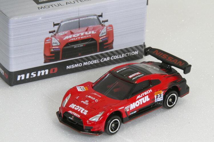 日産特注 トミカ 日産 NISMO R35 モチュール オーテック GT-R #23 2017 スーパーGT GT500 NISMO BOX仕様 MOTUL AUTECH