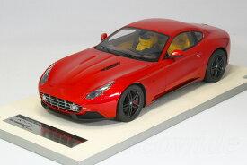 テクノモデル 1/18 ベルリネッタ ルッソ 2014 カロッツェリア・トゥーリング・スーパーレッジェーラ メタリック・パール・レッド 100台限定 (フェラーリ F12 ベルリネッタ)