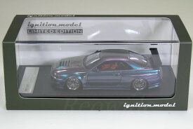 イグニッション 1/43 ニスモ R34 GT-R Z-tune ミッドナイトパープル3 160台限定 日産 スカイライン