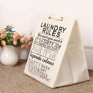 【セール品】ランドリーバッグ トライアングル 【洗濯かご ランドリーバッグ 洗濯カゴ 筒形 干す 洗濯物 仕分け 大 洗濯かご 持ち運び 洗濯機 バッグ グッズ 洗濯 仕分け洗い 家事 取っ手
