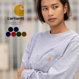 Carhartt/カーハート Workwear Long-Sleeve Pocket T-Shirt