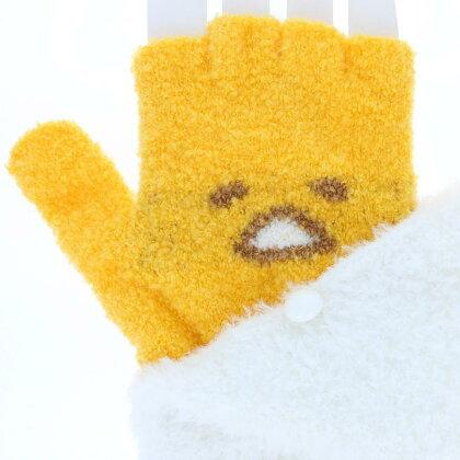サンリオぐでたまユビデル手袋