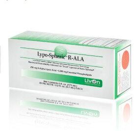 リポスフェリック R-ALA R-リポ酸 アルファリポ酸 大人気の液体サプリメントLypo-Spheric R-ALA