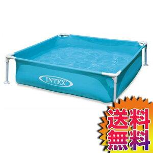 【送料無料】コストコ Costco INTEX ミニフレームプール 【ITEM/578432】