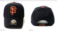 ジャイアンツキャップ/MLBキャップ/(47/フォーティーセブン)キャップ