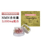 NMN3000艶美人NMN3000mg配合(1瓶中)ニコチンアミドモノヌクレオチドNMNサプリ