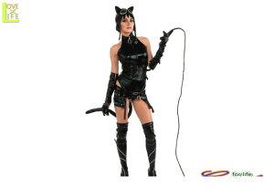 レディ 88R0320 アニメ キャットウーマン (バットマン)Batman 仮装 パーティ キャットウーマンのコス♪☆AOIコレクションのコスプレシリーズ♪コスプレ 衣装 コスチューム    大