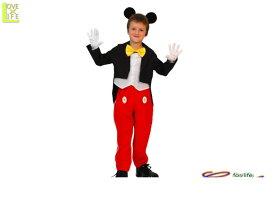 キッズ 80R2548 チャイルド ミッキーマウスキッズ  ディズニー Disney 仮装 パーティ 世界のスーパースター・ミッキーマウス♪☆AOIコレクションのコスコスプレ 衣装 コスチューム    大