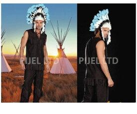 メンズ 81P97 DREAMGIRL チーフテール Chief Tailインディアン ドリームガール USA アメリカ ブランド パーティ セレブ愛用のドリームガール AOIコレクションのコス♪コスプレ 衣装 コスチューム