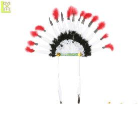 GOODS インディアンハットインディアン 飾り 帽子 簡単 変身 ハロウィン 小物 コスチューム 装飾 イベント 飾り Halloween かわいい コスプレ 新作ハロウィングッズがぞくぞく登場 小物でハロウィンを盛り上げましょう
