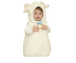 ベイビー マシュマロシープシープ 羊 ヒツジ ひつじ 着ぐるみ あかちゃん Baby ベビー ハロウィン コスプレ コスチューム 衣装 仮装 かわいい