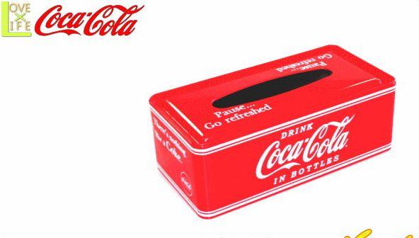 【コカ・コーラ】【COCA-COLA】コカコーラ ティッシュケース【Tissue Case】【雑貨】【ティッシュ入れ】【コーク】【アメリカン雑貨】【ドリンク】【ブランド】【アメリカ】【おしゃれ】コカコーラよりたくさんのグッズが登場 かっこいい空間に