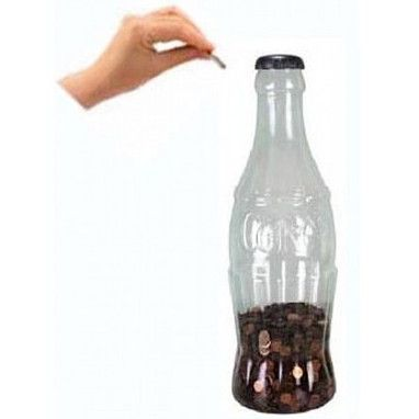 【コカ・コーラ】【COCA-COLA】コカコーラ ボトルバンク【Bottle Style Coin Bank】【雑貨】【貯金箱】【コーク】【アメリカン雑貨】【ドリンク】【ブランド】【アメリカ】コカコーラよりたくさんのグッズが登場 かっこいい空間をを作るのに最適
