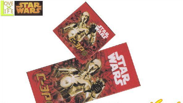 【Star Wars】ウォッシュタオル【スターウォーズ】【C-3PO】【ハンカチ】【ルーカス】【SF】【キッズ】【タオル】【アニメ】【グッズ】【映画】【キャラクター】【かわいい】スターウォーズより人気グッズ大集合 鮮やかなプリントが人気のヒミツ お気に入りをどうぞ